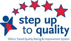 picture of step up to quality logo