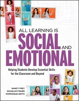 Cover for All Learning is Social and Emotional book